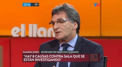 Claudio Avruj: