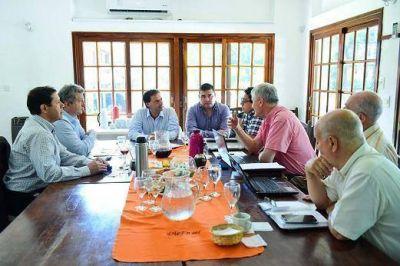 Escobar, Provincia y Edenor buscan mejorar el sistema energético