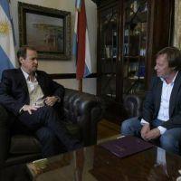 Bordet y Varisco anunciaron la licitación de 500 viviendas para Paraná