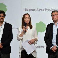 Vidal anunció aumento del 18% para los empleados bonaerenses en 2017