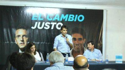 """López: """"Tenemos que hacer las herramientas para cambiar esta realidad"""""""