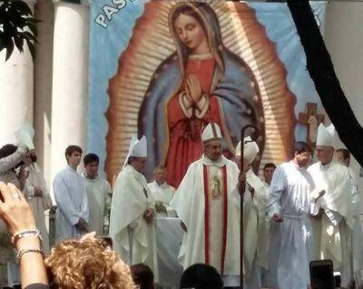 Ordenación episcopal del obispo auxiliar de Merlo-Moreno, monseñor Oscar Miñarro