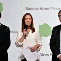 María Eugenia Vidal acordó un aumento del 18 % para los estatales y marca la paritaria para 2017