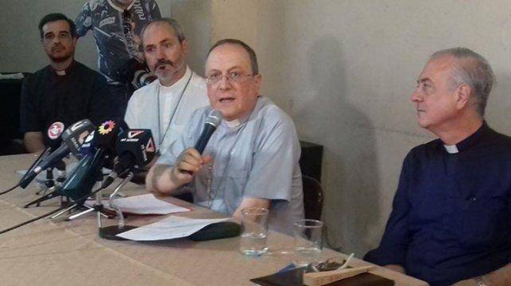 """Mons. Franzini y el caso Próvolo: """"Nos duele entrañablemente el daño hecho a las víctimas"""""""