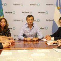 Bucca firmó convenio con la UNTREF para dictar la Diplomatura en Puericultura