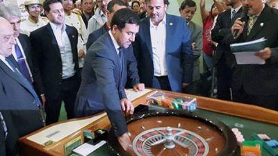 Por diferencias internas, se va un funcionario clave de María Eugenia Vidal: el jefe de Loterías