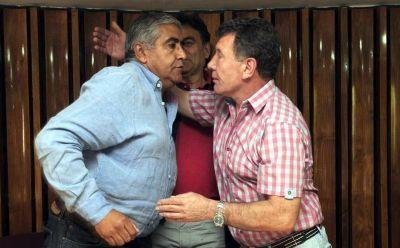 Luis Márquez es el nuevo jefe de la CGT unificada