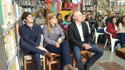 """""""María Eugenia Vidal es lo mejor que le podía pasar a la provincia de Buenos Aires"""""""