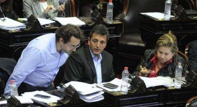 Ganancias: Massa amenaza con votar el proyecto del Gobierno y cambiarlo en particular