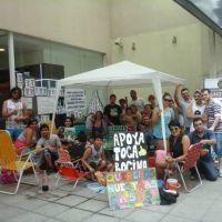 Procrear I: la protesta que se convirtió en festejo