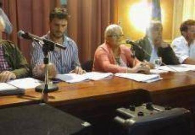 Concejales comienzan a analizar el Presupuesto 2017