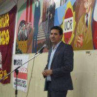 Aduana: firme respaldo de la UCR a la denuncia del diputado Abad