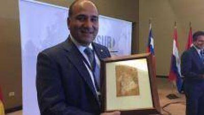 Este martes Manzur asumirá la presidencia pro tempore de Zicosur
