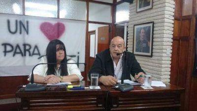 """""""El proyecto del Estacionamiento Medido pasó a comisión, pero será aprobado en la próxima sesión"""", dijo Jorge Jordán"""