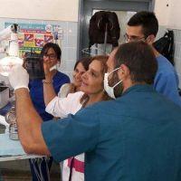 Los santiagueños se acercaron a los hospitales para controlar su salud bucal