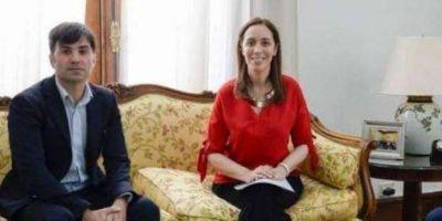 Vidal engorda la pata peronista en su Gabinete con la incorporación de un Intendente