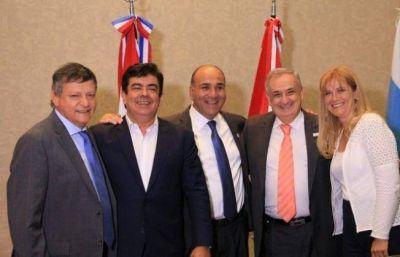 Peppo alentó la integración regional como eje de crecimiento