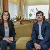 Otro peronista al gabinete de Vidal: Echarren será subsecretario de Vivienda, Tierra y Hábitat