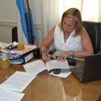 Mayol firmó un contrato de locación para construir un jardín maternal