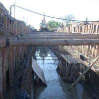 Inauguran la primera gran obra de desagüe de la zona norte