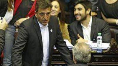 Sergio Massa, sobre el acuerdo de la oposición por Ganancias: