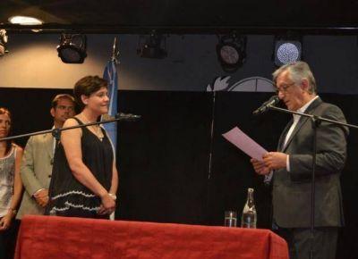 María José Zanglá asumió como ministra de Salud