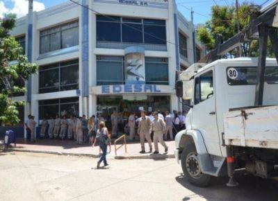 Trabajadores agremiados a Luz y Fuerza cumplieron su segundo día de protesta