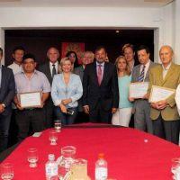 El Gobierno Provincial homenajeó a médicos en su día