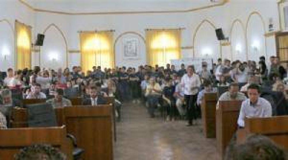 El presupuesto se aprobó por unanimidad pese a los fuertes reparos