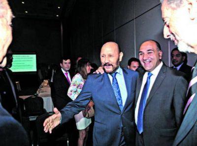 Jaldo señaló la asunción como un síntoma del reimpulso de Tucumán