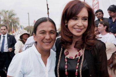 """Cristina criticó al gobierno y aseguró que el país """"vuelve a tener presos políticos"""