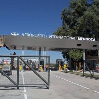 Esta es la nueva cara del aeropuerto internacional El Plumerillo