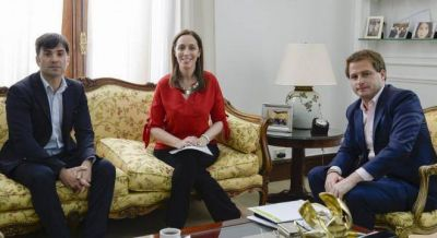 Vidal suma a otro intendente peronista a su gabinete