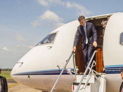 Intendentes del PJ estarán con Macri, que podría hacer una visita a Lavalle