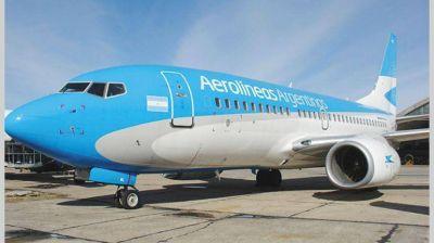 Aerolíneas Argentinas se ajusta ante mayor competencia y baja de subsidios