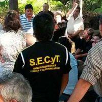 Asamblea caliente en la CGT riojana: No lograron ponerse de acuerdo para definir autoridades