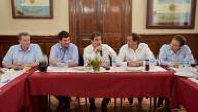 Ritondo confirmó que desde el lunes las fuerzas federales llegan al conurbano y a La Plata