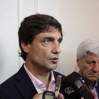 Lacunza cruzó a ATE por la no adhesión al acuerdo paritario