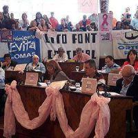 Seguridad será el eje de una nueva sesión en Lomas