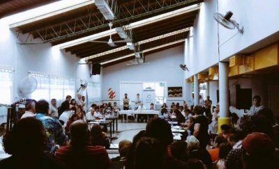 En medio de fuertes críticas a la delegada municipal, sesionó el HCD en Sierra de los Padres