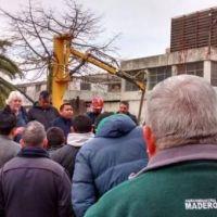 Aceitera Madero: aval judicial y proyecto de expropiación en beneficio de sus obreros