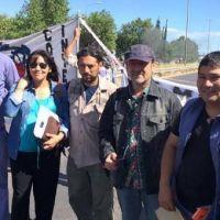 Corte de ruta contra el vaciamiento de MolarSA