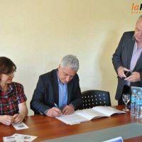 El municipio suscribió un convenio de acreditación de competencias laborales