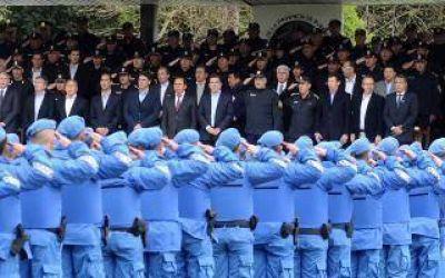 Unifican la Policía Local y la Comunal en 29 municipios de la Provincia