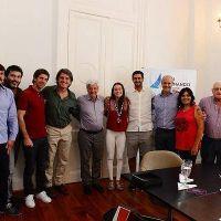 Andreotti reconoció a integrantes de 'Las Leoncitas' de San Fernando