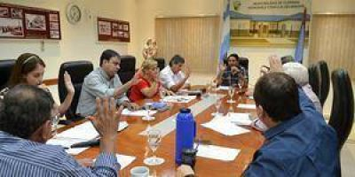 Aprobaron el Presupuesto 2017 de Clorinda