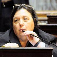 Adriana Bortolozzi vuelve a la arena política en el 2017