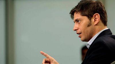 Kicillof refuto a quienes hablan de pérdidas de recursos para Formosa por modificar Ganancias