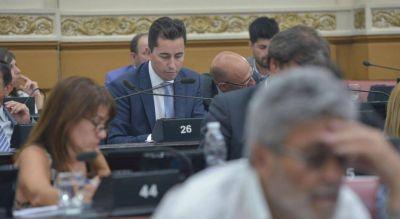 Sin sobresaltos, Schiaretti ya tiene su Presupuesto