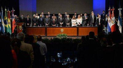 Insfrán resaltó las expectativas favorables que aguardan a las relaciones bilaterales